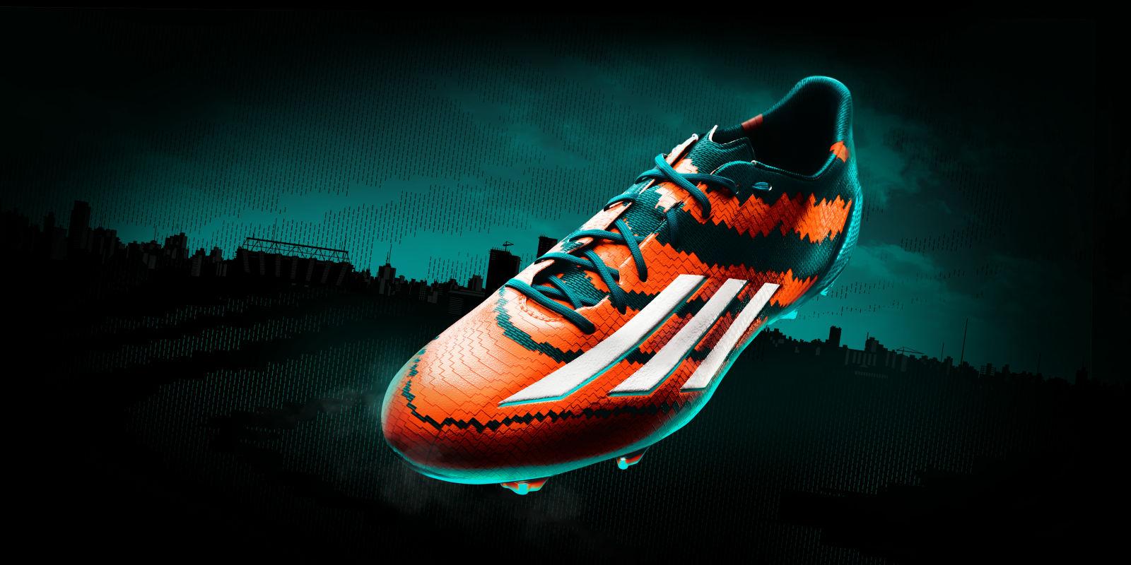 Messi Adidas cleats 61c3d0b31